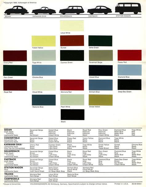 2014 volkswagon colors autos weblog