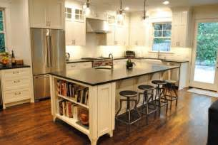 Kitchen Cabinet Layout Plans 13 ways to make a kitchen island better fine homebuilding