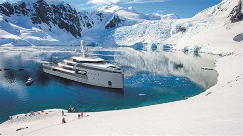 snow boat yacht club zermatt the arctic and other unique yacht charter experiences 26