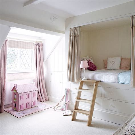 girl bed girls bedrooms ideal home