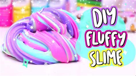 slime diy diy fluffy slime how to make the best diy slime diy