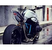 Bmw Roadster Bike Concept  BMW