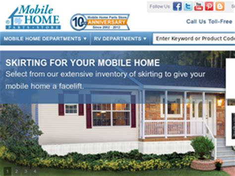 mobile home parts store coupons coupon codes and deals