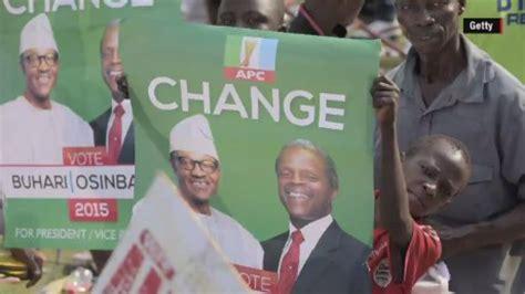 Why Getting An Mba Isn 39 by Who Is Nigeria S Muhammadu Buhari Cnn