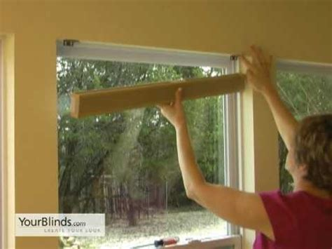 how to hang shades inside mount how to install cellular shades inside mount yourblinds