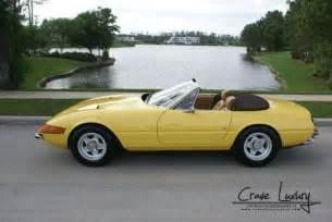 365 Gtb 4 Price 365 Gtb 4 Daytona Spyder For Sale Photos