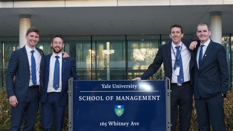 Yale Mba For Executives Cost yale integrated leadership competition smurfit mba