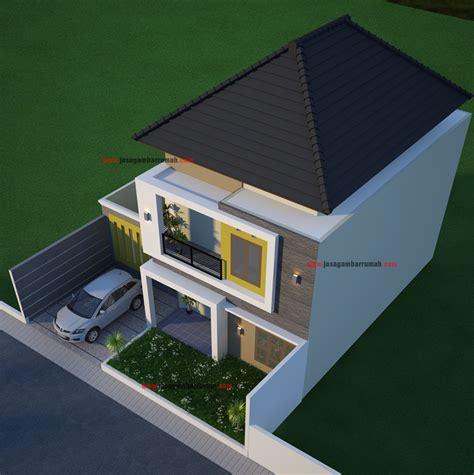 layanan  jasa gambar rumah rumah  bontang kalimantan timur