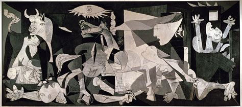 picasso paintings guernica the monkey buddha picasso s quot guernica quot in 3d