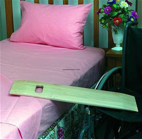 Bed To Chair Transfer Equipment by Bed Wheelchair Transfer Board