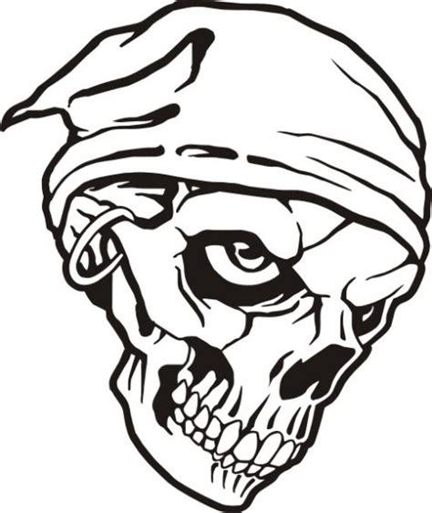 imagenes de calaveras con fuego para dibujar dibujo de calavera pirata para colorear dibujos
