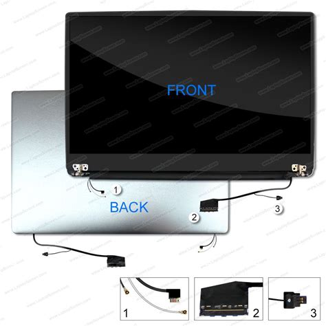 Laptop Dell Xps 13 9343 screen for dell xps 13 9343 replacement laptop lcd screens