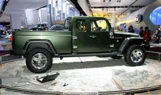 Jeep Gladiator 2015 Jeep Gladiator Concept 2015 Un Jeep Wrangler Up