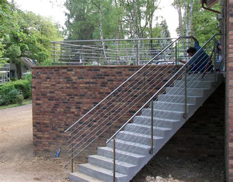 edelstahlgeländer preis treppengel 228 nder und balkon aus edelstahl