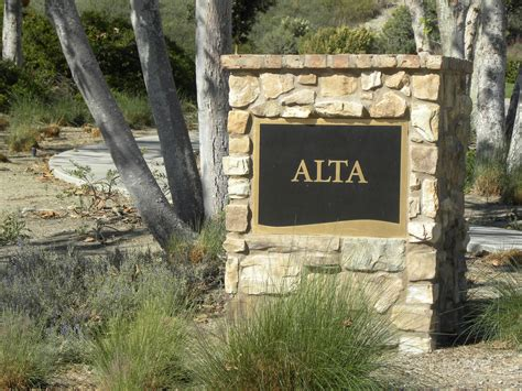 Alta Cabins For Sale by Alta Homes For Sale At Talega San Clemente The Area