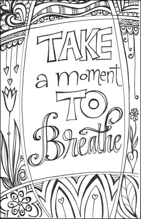 coloring pages for quotes 85 best quotes to colour images on pinterest coloring