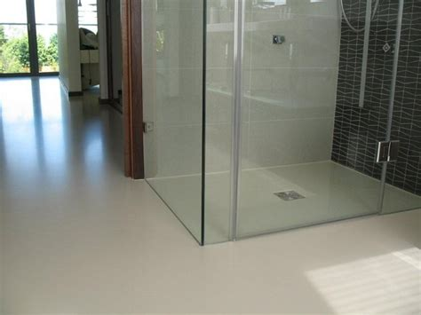 resin bathroom floor poured resin floor home pinterest medium floors and