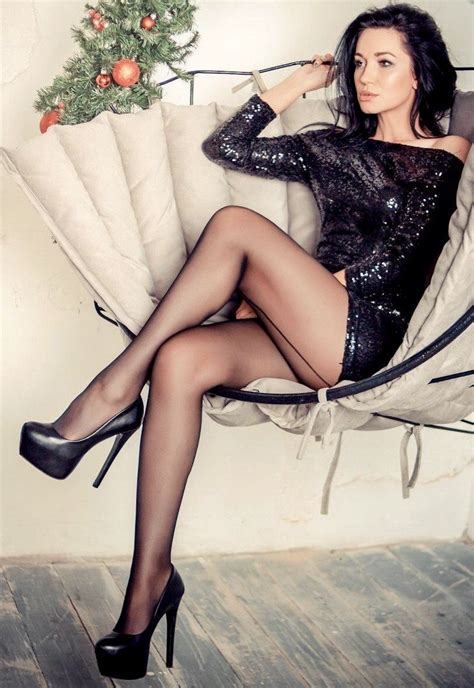 beautiful asian with legs in seamed great crossed in seamed crossed legs in
