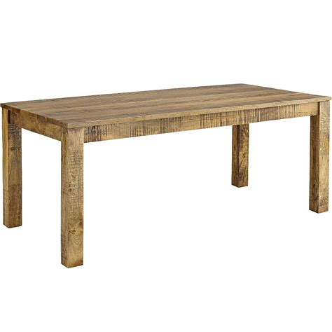 pier one kitchen tables parsons 76 quot java dining table pier 1 imports