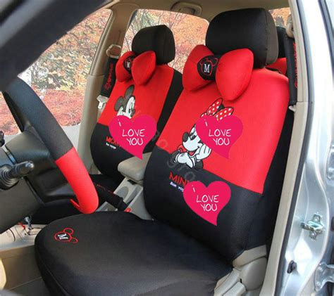 Headrest Kepala Minnie Mouse 1 minnie mouse car seat cover promotion shop for promotional minnie mouse car seat cover on