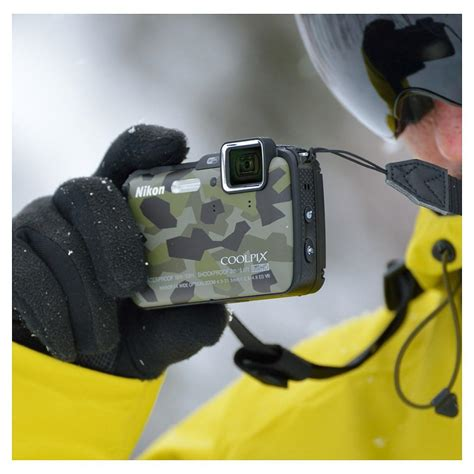Kamera Nikon Aw120 nikon coolpix aw120 outdoor digitalkamera 3 zoll de kamera
