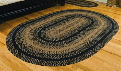 ovaler teppich ihf oval braided rugs runners