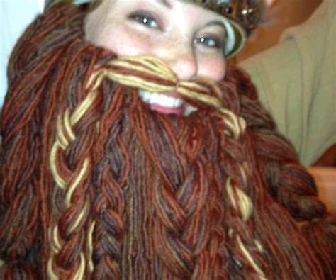 dwarven beard how to grow your own epic beard in one evening 3