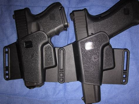Holster Glock 17 Pobus gear review glock sport combat holster the about guns