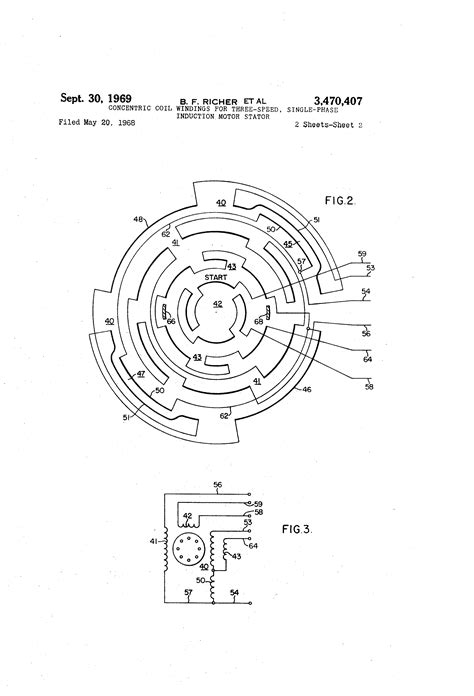 single phase coil diagram wiring diagram with description