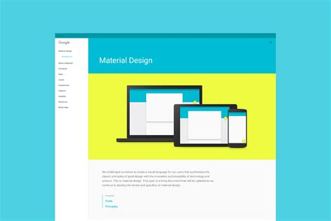 design google roboto google material design on behance