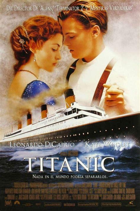 film titanic in italiano titanic 1997 movie poster cine pinterest no