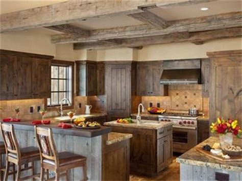 western style kitchen cabinets western kitchen country and home decor pinterest