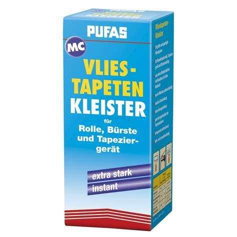 Vliestapete Tapezieren by Vliestapeten Kleister Kleben Tapezieren Pufas 200g