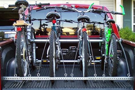 In Bed Bike Rack For Truck by Truck Bed Bike Rack