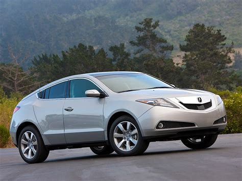 who is the maker of acura acura zdx 2009 2010 2011 2012 2013 autoevolution