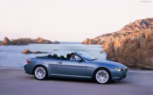bmw 645ci convertible 2004 widescreen car photo 05