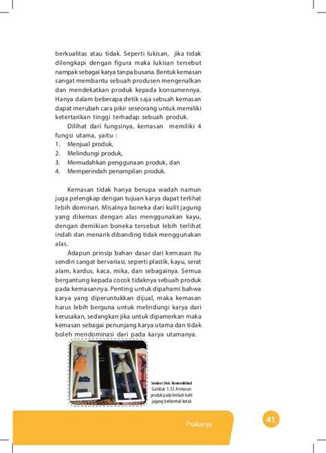 Tabung Kardus Selongsong Kardus buku pegangan siswa prakarya smp kelas 8 kurikulum 2013