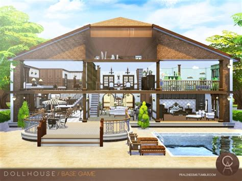 sims 4 dollhouse dollhouse the sims 4 simsdom