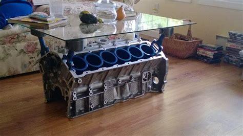 Engine Block Coffee Table Engine Block Coffee Table Coffee Table Engine Block