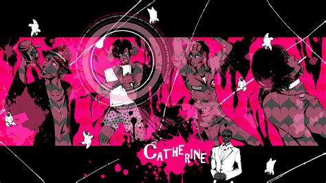 catherine video game wallpaper wallpapersafari