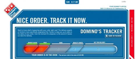 domino pizza order learning from crisis domino s makes the right social