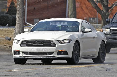 50th anniversary ford mustang 2015 ford mustang gt 50th anniversary motor trend wot