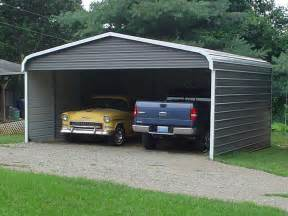 Portable 2 Car Carport Carports Two Car Carports 2 Car Carports