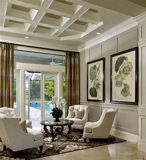 upscale decor upscale coastal home decor living room sitting area