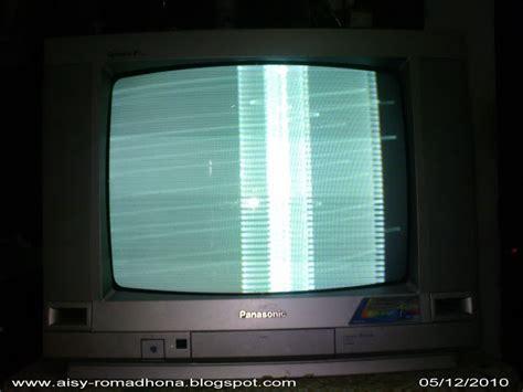 Tv Panasonic Desember aisy tv panasonic tc 2088mnb gambar putih polos bergaris