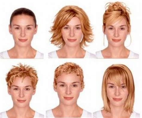 shapes and hairstyles 7 hair styles for 7 face shapes beauty r beauty
