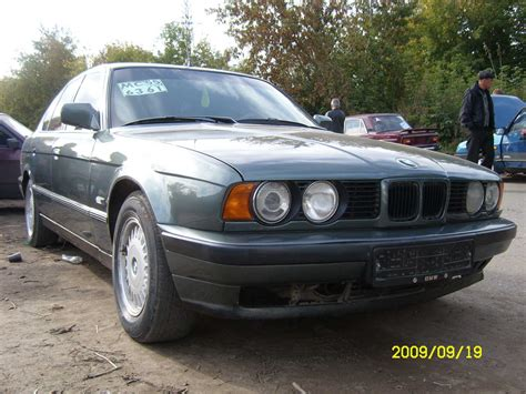 bmw 520i 1990 model 1990 bmw 5 series pictures 2500cc for sale