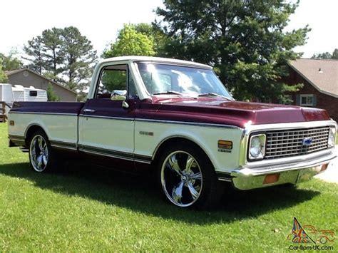 Chevy Cheyenne 1972 chevy cheyenne c 10