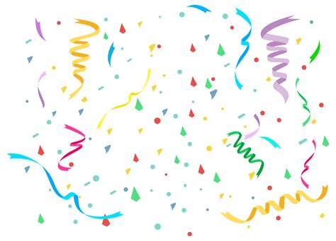 celebration emoji png confetti png transparent pictures