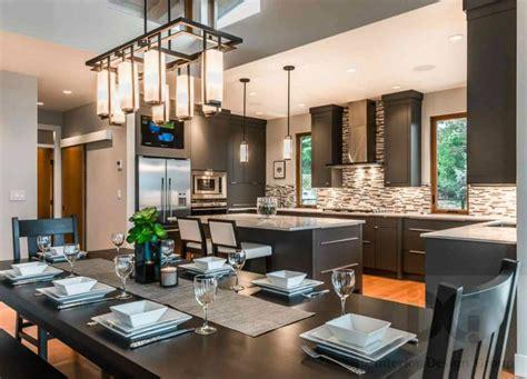 Concept Design Group Nanaimo | dining area open concept kitchen home decor pinterest